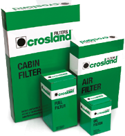 Crosland Filters Offers Air Filter Oil Filter Fuel And